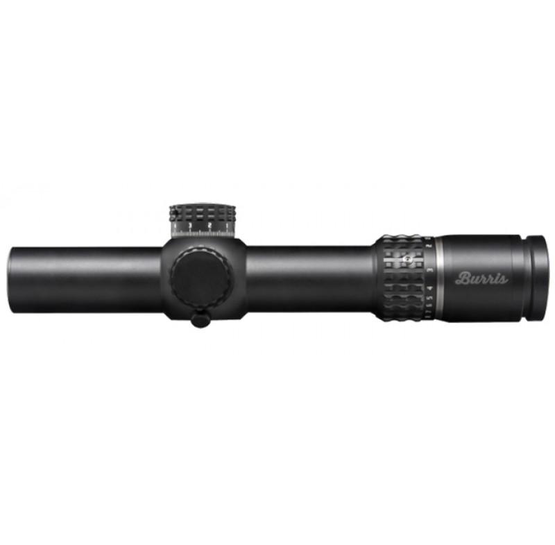 Burris Xtreme Tactical II 1-8X-24mm illum Ballistic Dot RFP MAD System Mil Showroom Demo MPN 201019