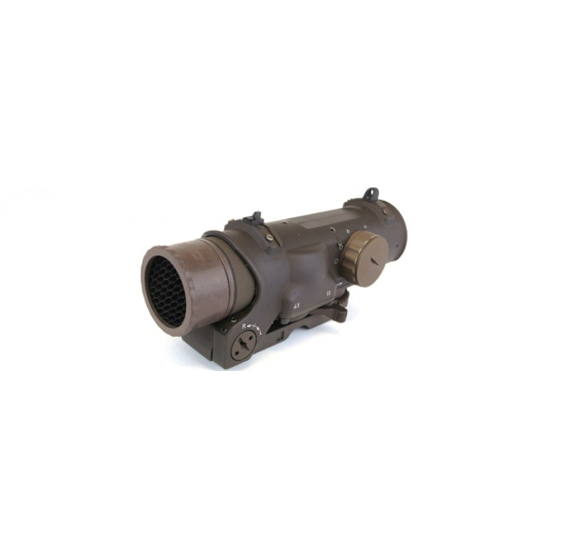 Elcan SpecterDR Optical Sight DFOV14-T2 1-4x 7.62 NATO w/ FREE ARD and Flip Caps