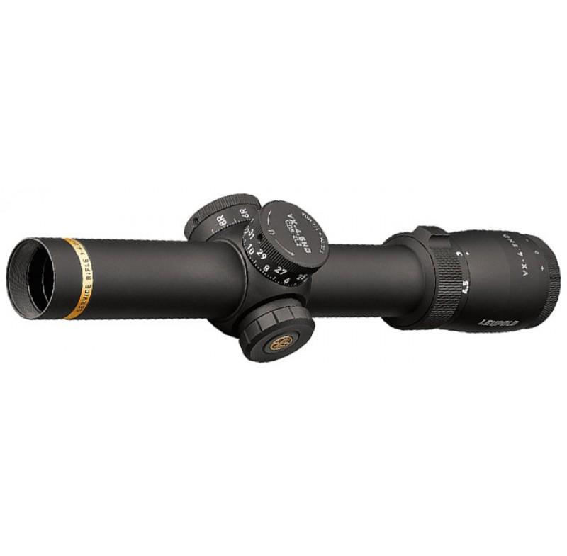 Leupold Service Rifle VX-4.5HD 1-4.5x24 (30mm) CDS-ZL2 FireDot Bull-Ring Riflescope 176281
