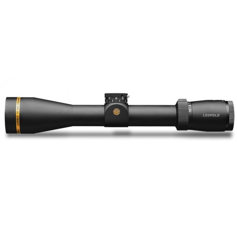Leupold VX-5HD 2-10x42mm (30mm) Matte Duplex 171386