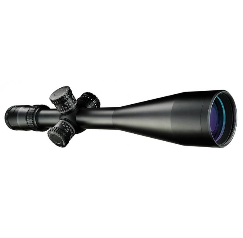Nikon BLACK FX1000 Riflescope 6-24x50SF Matte IL FX-MRAD FFP 16516
